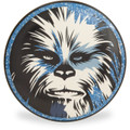 Discraft SUPERCOLOR STAR WARS BUZZZ *Choose Options* Mid-Range Golf Disc - Chewbacca close up of face, front view