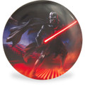 Discraft SUPERCOLOR STAR WARS BUZZZ *Choose Options* Mid-Range Golf Disc - Darth Vader with lightsaber, front view
