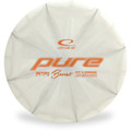 Latitude 64 RETRO BURST PURE Disc Golf Putter & Approach Gray front side