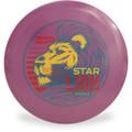 Innova STAR LION - INNFUSE GRAPHICS Mid-Range Golf Disc Purple Front View