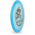 Innova CHAMPION TEEBIRD3 - RICKY WYSOCKI Fairway Driver Golf Disc Blue Angled Front View