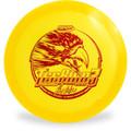 Innova CHAMPION TEEBIRD3 - RICKY WYSOCKI Fairway Driver Golf Disc Yellow Front View