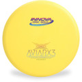 Innova DX AVIARX3 Disc Golf Putter and Approach Yellow Front View