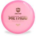 Discmania Evolution NEO METHOD Mid-Range Golf Disc Pink Top View
