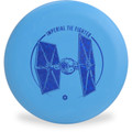 Discraft D CHALLENGER - STAR WARS Design Imperial Fighter Disc Golf Putter Front View