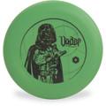 Discraft D CHALLENGER - STAR WARS Design Darth Vadar Disc Golf Putter Front View