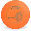 Innova DX LEOPARD - SUPER LIGHT Driver Golf Disc Orange Top View