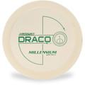 Millennium QUANTUM DRACO Driver Golf Disc Clear Top View
