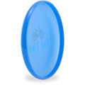 Wham-O UMAX FRISBEE - FAT TIRE LOGO Flying Disc Angled Bottom View