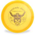 Westside VIP AIR UNDERWORLD Fairway Driver Yellow Top View
