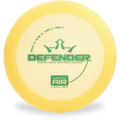 Dynamic LUCID AIR DEFENDER Driver Top View Yellow