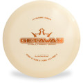 Dynamic Discs LUCID GETAWAY Driver White Top View