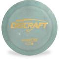 Discraft ESP NUKE OS Gray/Green Top View