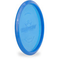 Dynamic Discs LUCID VERDICT Mid-Range Angled Bottom View Blue