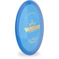 Dynamic Discs LUCID VERDICT Mid-Range Angled Top View Blue