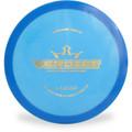 Dynamic Discs LUCID VERDICT Mid-Range Top View Blue