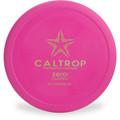 Latitude 64 ZERO HARD CALTROP Putter & Approach Top View Pink