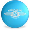 Streamline METAL MINI - Large Driver Marker Blue Studio Top View