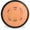 MVP NEUTRON NITRO Driver Orange Top View