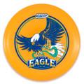 Innova STAR EAGLE - INNFUSE Design - top view of orange disc