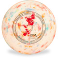 WHAM-O 100 MOLD FRISBEE - Custom FPA 2020 Design Recycled Top View