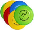 Wham-O FASTBACK DOG FRISBEE - WRIGHT LIFE Single Disc