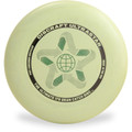 Discraft ULTRASTAR - 175g Post-Consumer Recycled Green Top View