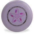 Discraft ULTRASTAR - 175g Post-Consumer Recycled Purple Top View