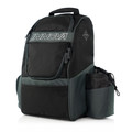 Innova ADVENTURE BAG. Shows a black and gray bag pointing toward the viewer slightly to the left.