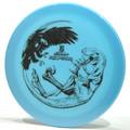 Discraft Raptor (Big Z) Blue Top View