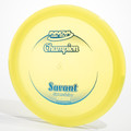 Innova Savant (Champion) Yellow Top View
