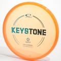 LATITUDE 64 OPTO Keystone Orange Top View