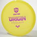 Discmania Evolution Origin (NEO) Yellow Top View