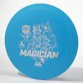 Discmania Active MAGICIAN Blue Top View