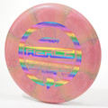 Discraft Fierce (Special Blend) Paige Pierce Stock Model Pink Swirl Top View