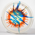 Innova Monarch (I-Dyed Champion) F Top View