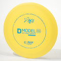 Prodigy Ace Line D Model OS (Base Grip) Yellow Top View