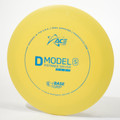 Prodigy Ace Line D Model S (Base Grip) Yellow Top View
