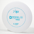 Prodigy Ace Line D Model US (Base Grip) White Top View