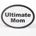 Ultimate Mom oval magnet