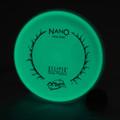 MVP Nano Mini (Eclipse Glow Plastic) Top Glow View