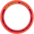 "Aerobie SPRINT FLYING RING - 10"" Assorted Colors. View of red ring from the top"