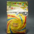 Indoor Flying Saucer - Blowup Disc w/ Header