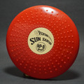 Flying Sun Saucer M-1 Toys - Paper Label
