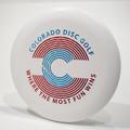Innova Aviar (DX) Big Bead - Colorado Disc Golf Stamp