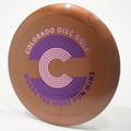 Innova Destroyer (Shimmer Star) - Colorado Disc Golf Stamp