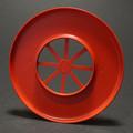 Wagon Wheel Mini ring  Louisville Sporting - Unknown Manufacturer - Red
