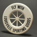 Wagon Wheel Mini ring  Louisville Sporting - Unknown Manufacturer - White