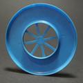 Wagon Wheel Mini ring  Louisville Sporting - Unknown Manufacturer - Blue