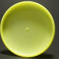 Wham-O Mini Frisbee 3rd Period style - Yellow Blanks